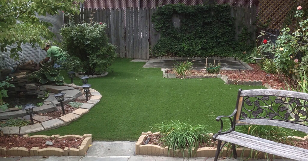 fake grass turf for homes