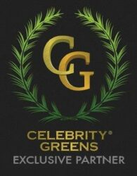 Homepage Celebrity Greens Logo